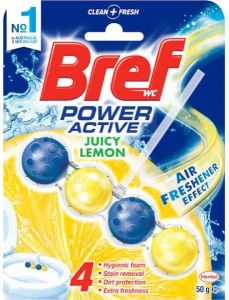 Bref toilet cleaner review