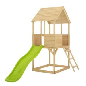 2 Storey Cubby House and Slide