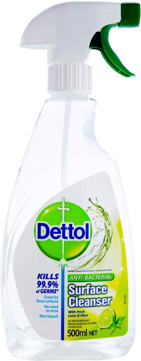 Dettol disinfectant review