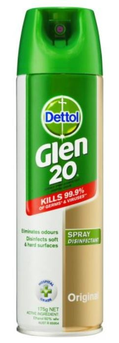 Dettol Glen 20 disinfectant review