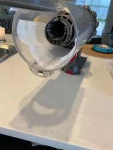 Dyson hack dryer sheet