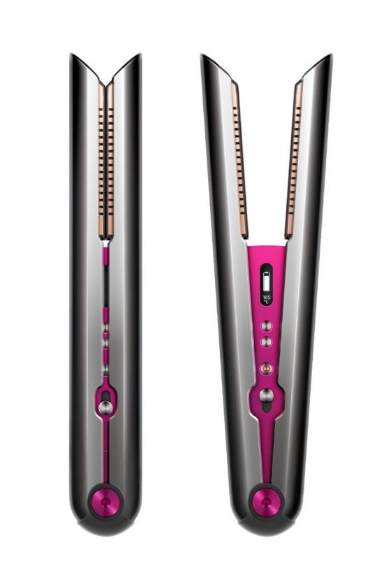 Dyson hair straightener review