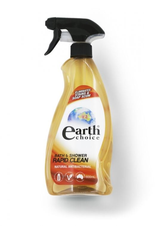 Earth Choice bathroom cleaner review