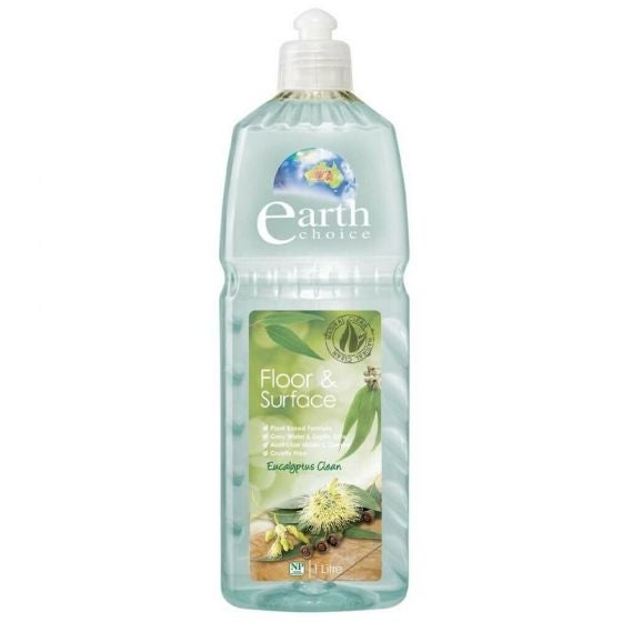 Earth Choice floor cleaner review