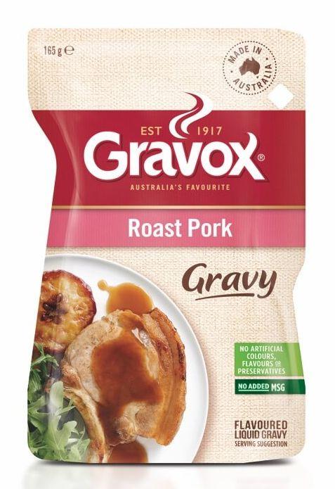 Gravox gravy and stock compared