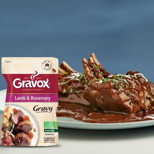 Gravox gravy and stock