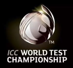 ICC World Test Championship Logo