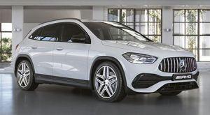 Mercedes GLA 35