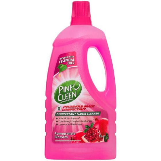 Pine O Cleen floor cleaner review