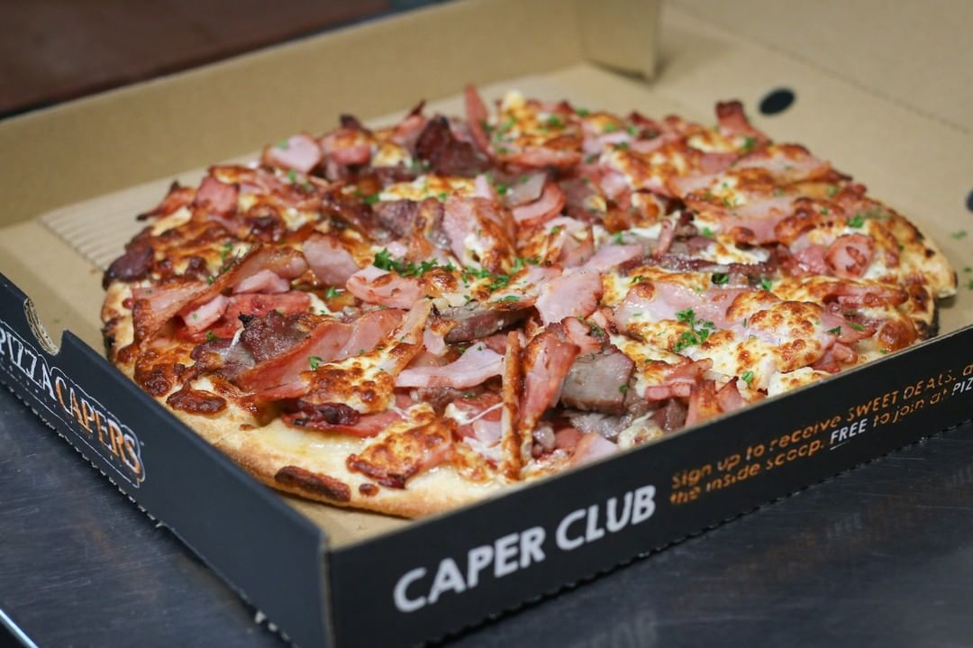 Pizza Capers review
