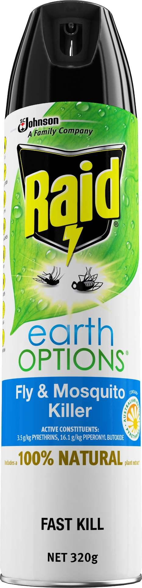 Raid bug spray review