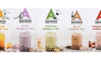 Woolworths bubble tea
