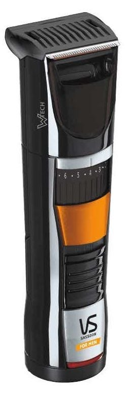 VS Sassoon For Men beard trimmers review