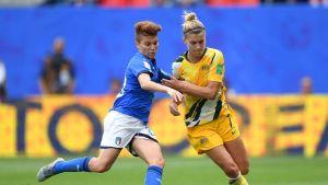 Women's World Cup Australia