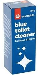 Woolworths toilet cleaner review