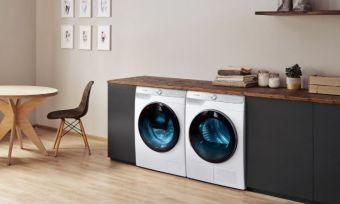 Samsung smart AI washers & dryers