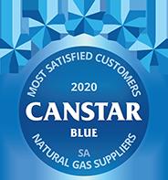 SA Natural Gas Suppliers 2020 Award