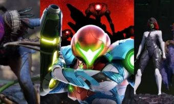 Several new games that were shown at E3 2021. From left to right: Starfield, Avatar: Frontiers of Pandora, Metroid Dread, Marvel's Guardians of the Galaxy and the sequel to The Legend of Zelda: Breathe of the Wild
