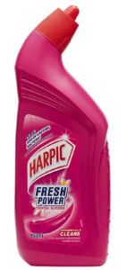 Harpic toilet cleaner review
