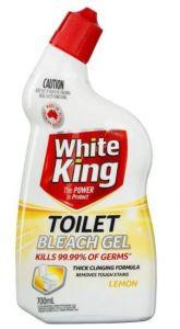White King toilet cleaner