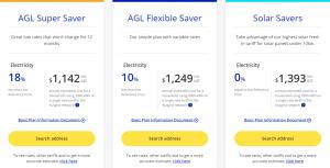 AGL reference price sample