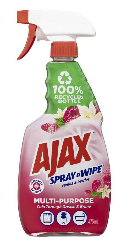 Ajax multipurpose cleaner review
