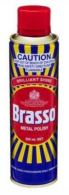 Brasso stainless steel cleaner review