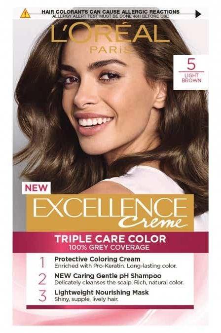 L'Oreal hair dye review