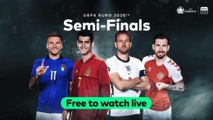 Optus Sports Euros 2020