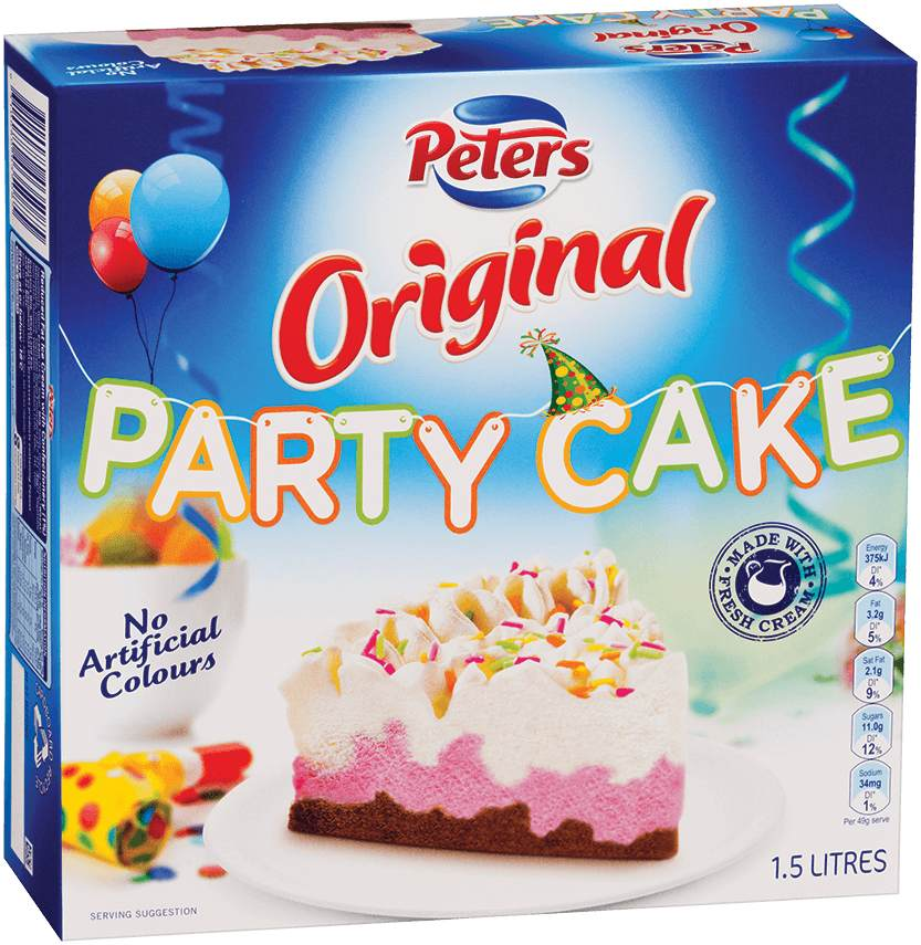 Peters ice cream cake review