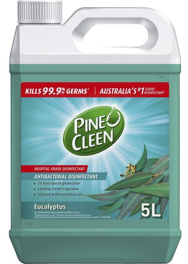 Pine O Cleen multipurpose cleaner review