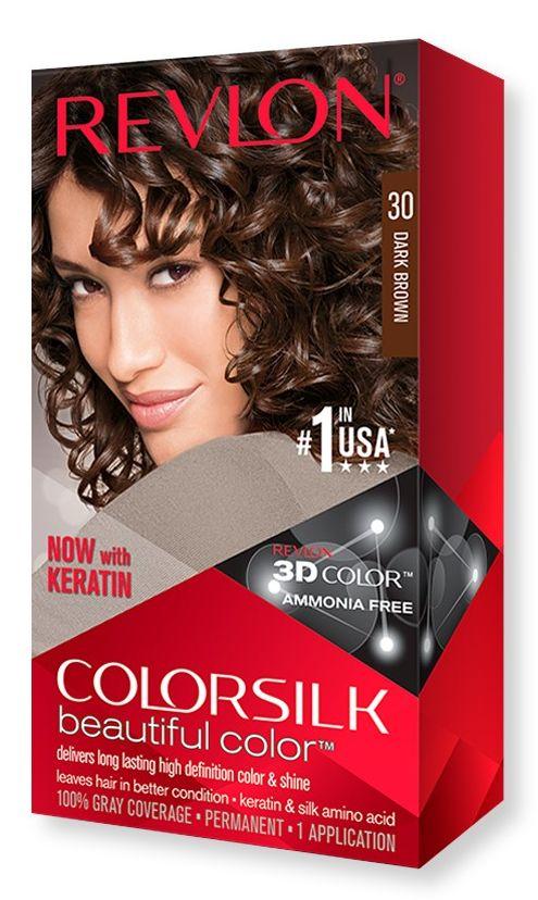 Revlon hair dye review