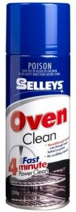 Selleys oven cleaner