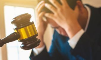 Man in distress over fine
