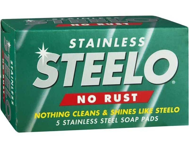 Steelo stainless steel cleaner