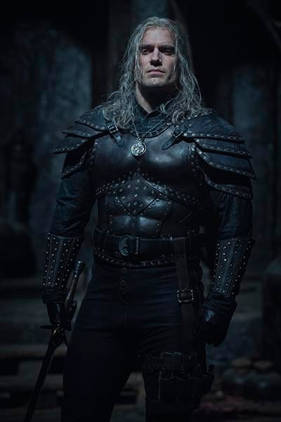 Still of Henry Cavill as Geralt in The Witcher Season 2
