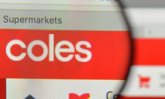 Coles winter price drop