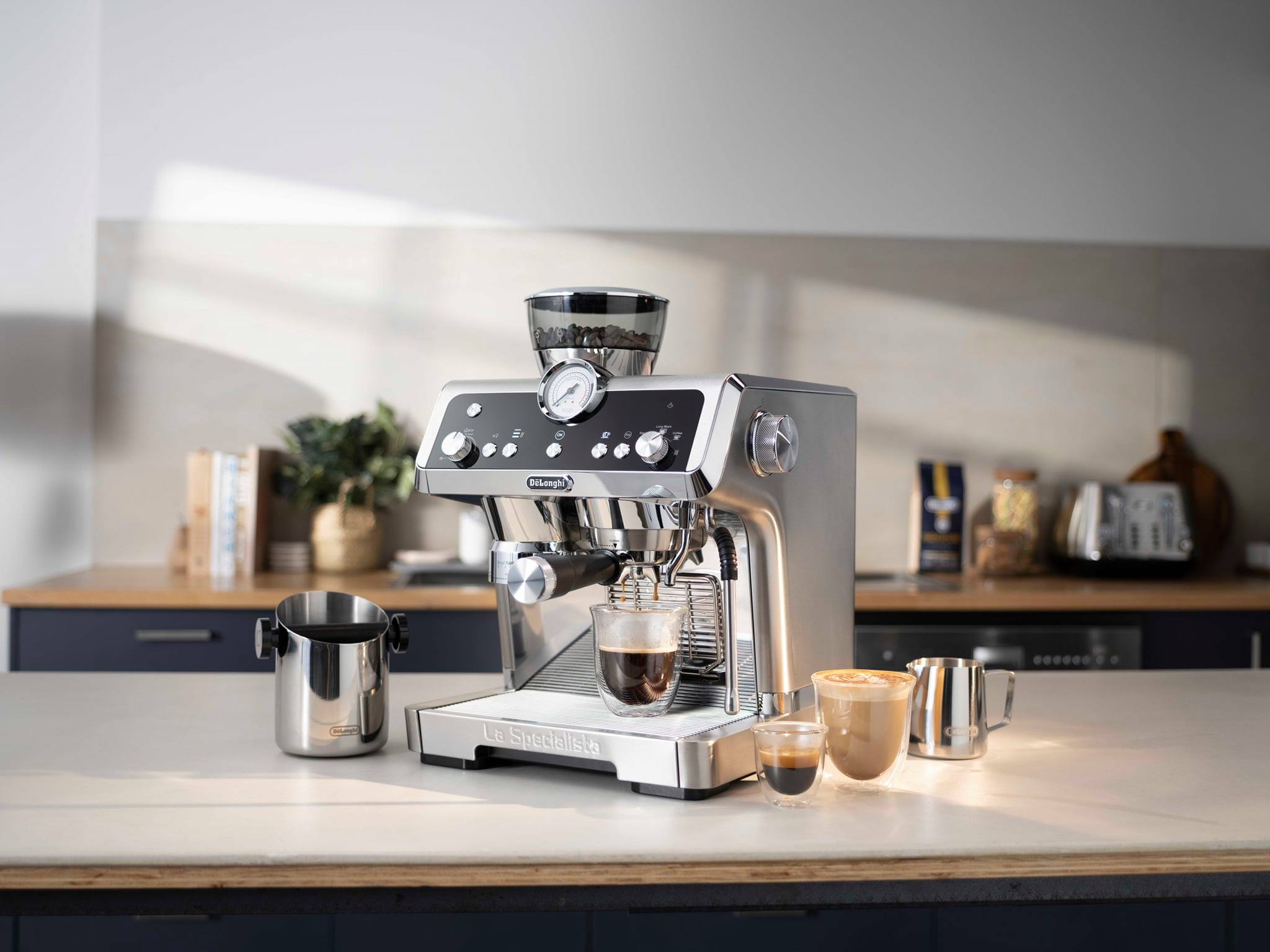 Which is the best brand of coffee machine?