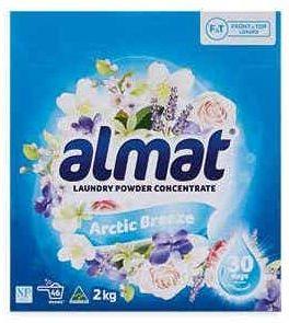 ALDI Trimat laundry powder