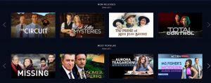 Acorn TV Content Library
