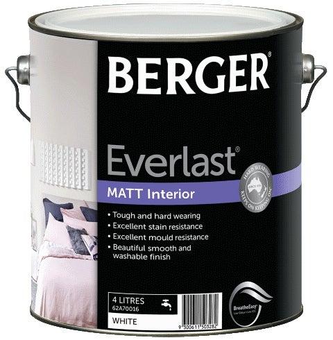 Berger paint review