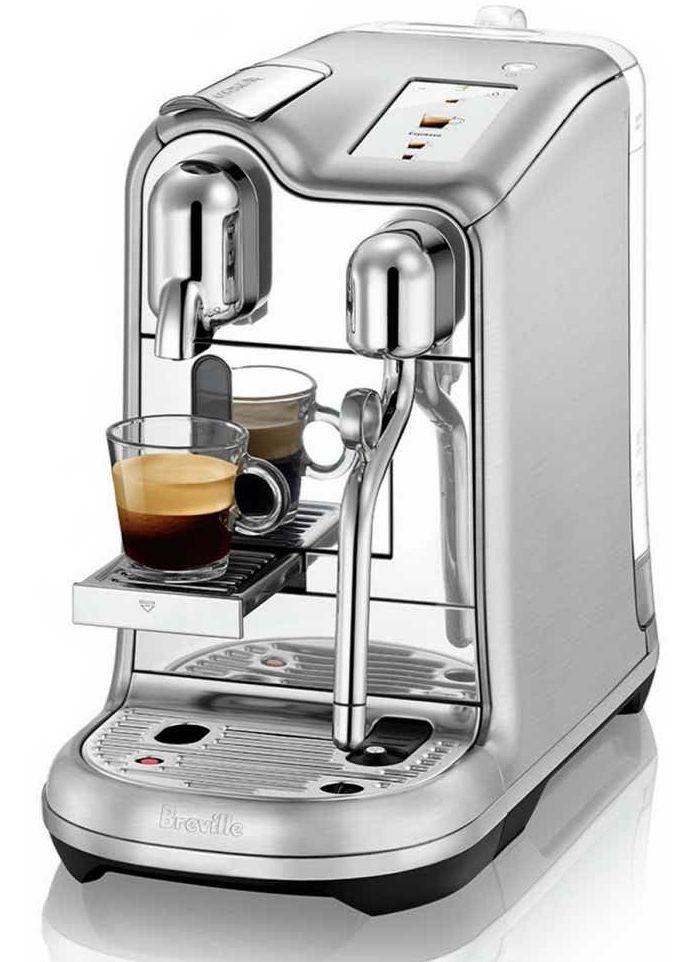 Breville pod coffee machine review