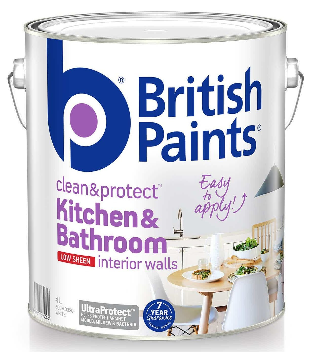 British Paint review