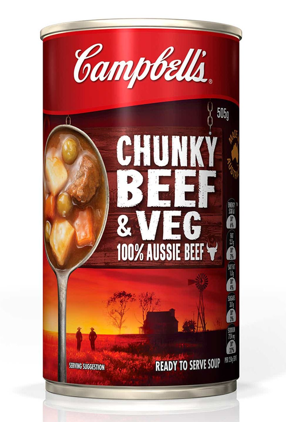 Campbell's soup review