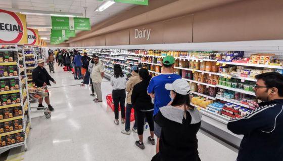 Supermarket queue pet peeves