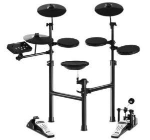 8-Piece Electronic Drum Kit & Drums Set Pad