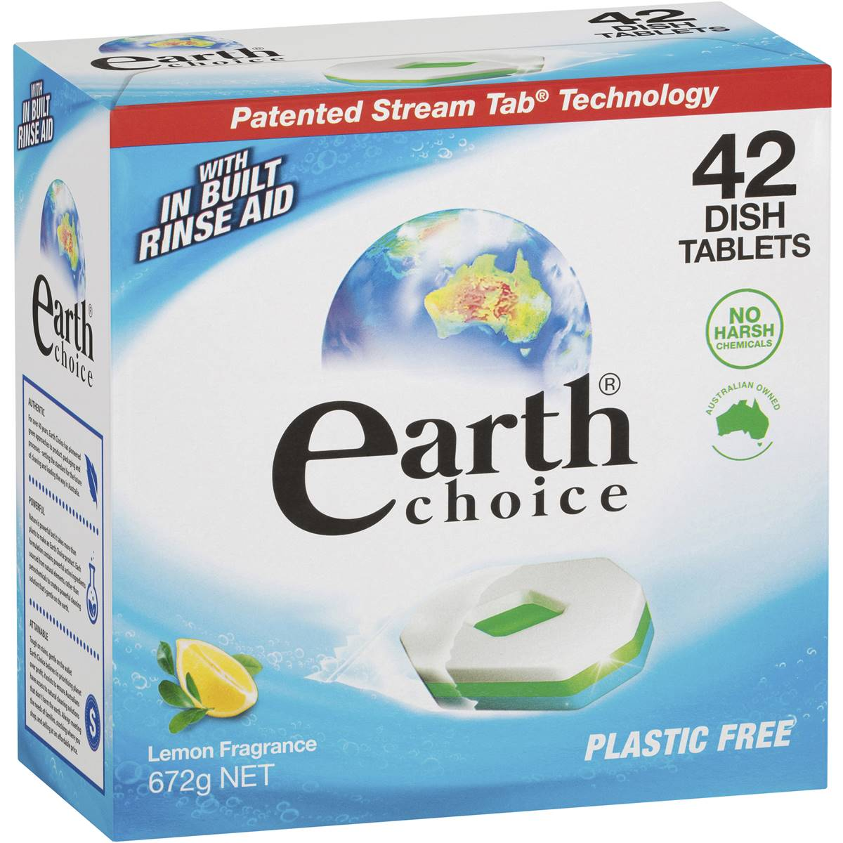 Earth Choice dishwasher detergent review