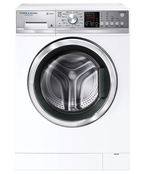 Fisher & Paykel front load washing machine