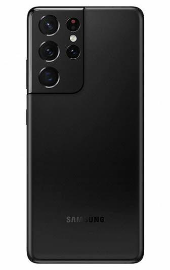 Black Samsung Galaxy Z Fold 3