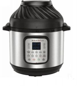Instant Pot Duo 8L Crisp + Air Fryer Multi-Use Pressure Cooker
